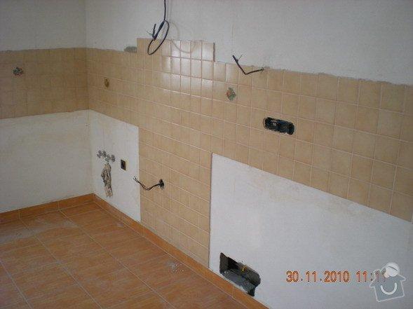 Kompletní rekonstrukce koupelny,realizace topení,rozvody TUV,SUV,HT-systém: 136-04