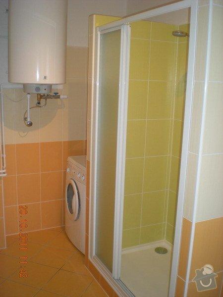 Kompletní rekonstrukce koupelny v rodinném domku: 143-01-Tyrsuv_vrch-Vratislavice_nad_Nisou