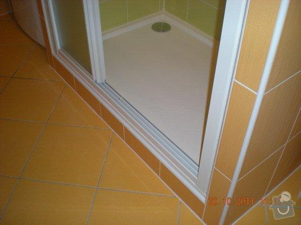 Kompletní rekonstrukce koupelny v rodinném domku: 143-02