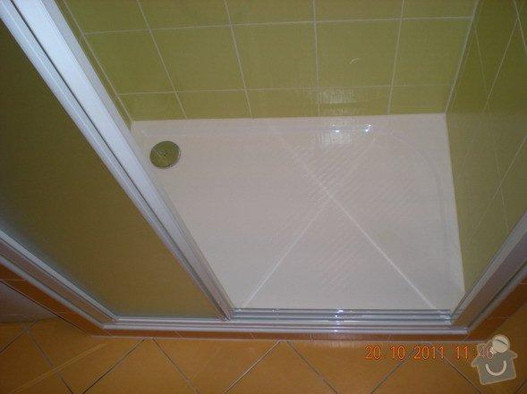 Kompletní rekonstrukce koupelny v rodinném domku: 143-03