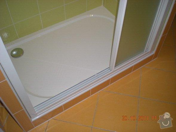 Kompletní rekonstrukce koupelny v rodinném domku: 143-04