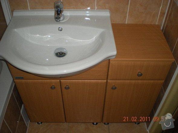Kompletní rekonstrukce koupelny: 138-02