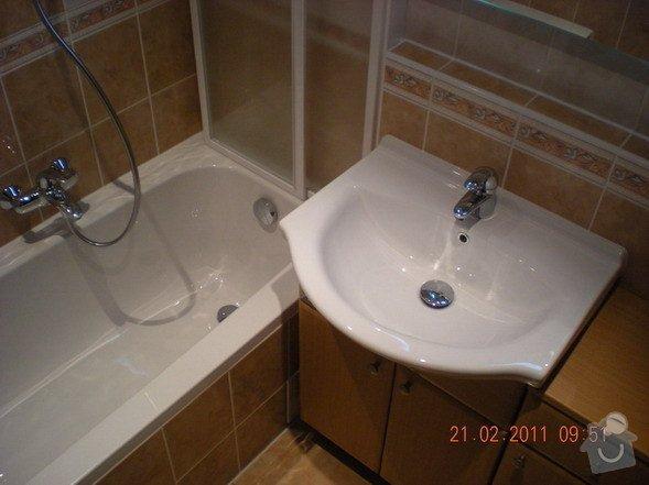 Kompletní rekonstrukce koupelny: 138-03