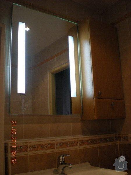 Kompletní rekonstrukce koupelny: 138-04