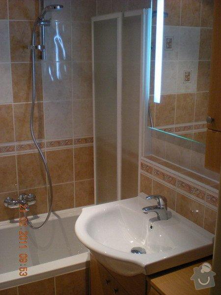 Kompletní rekonstrukce koupelny: 138-06