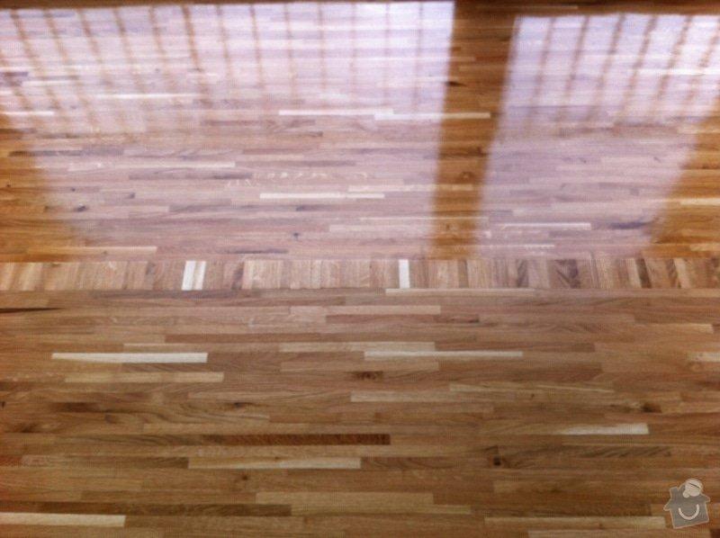 Pokládka dřevěné průmyslové mozaiky: iphone_185