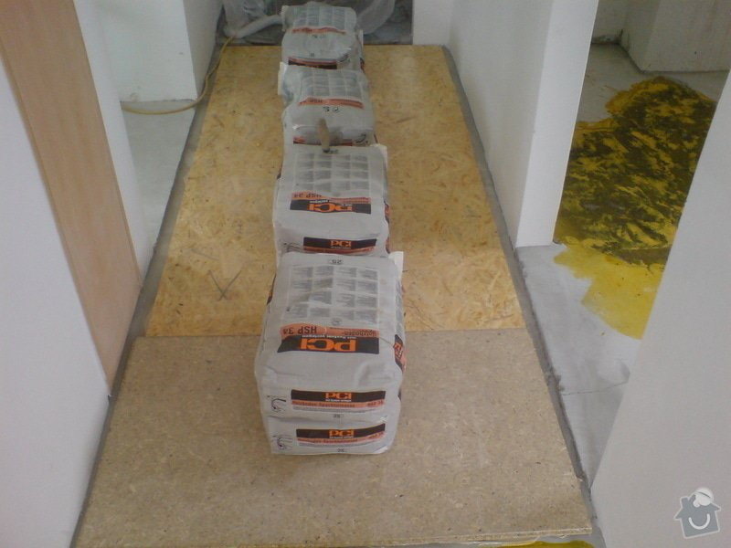 Pokládka dřevěné průmyslové mozaiky: DSC00232