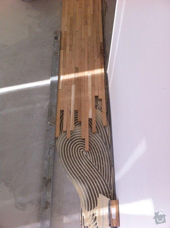 Pokládka dřevěné průmyslové mozaiky: iphone_151