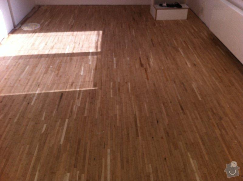 Pokládka dřevěné průmyslové mozaiky: iphone_153