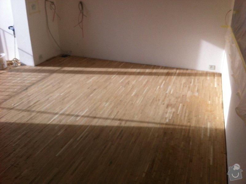 Pokládka dřevěné průmyslové mozaiky: iphone_162