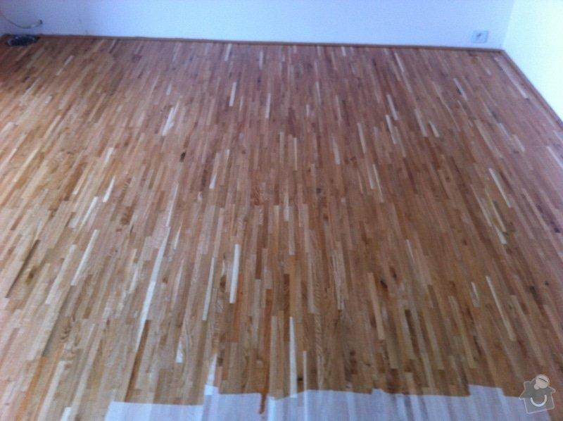 Pokládka dřevěné průmyslové mozaiky: iphone_178