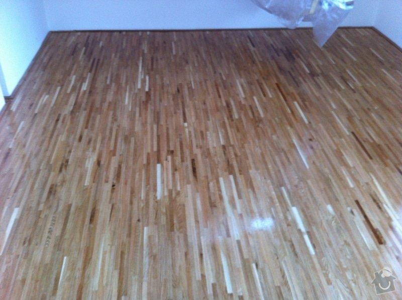 Pokládka dřevěné průmyslové mozaiky: iphone_179