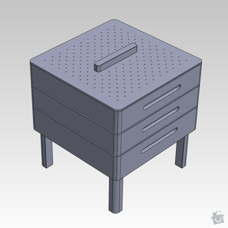 Výroba kompostéru dle vlastního návrhu: ScreenShot002