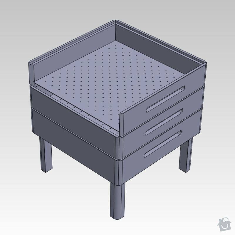 Výroba kompostéru dle vlastního návrhu: ScreenShot004