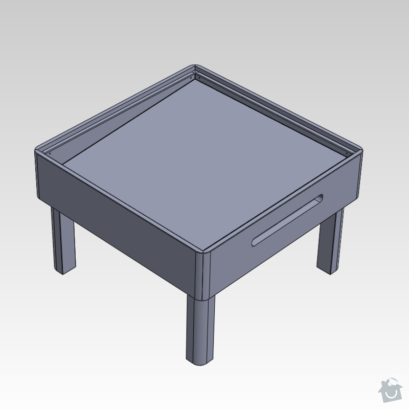 Výroba kompostéru dle vlastního návrhu: ScreenShot005