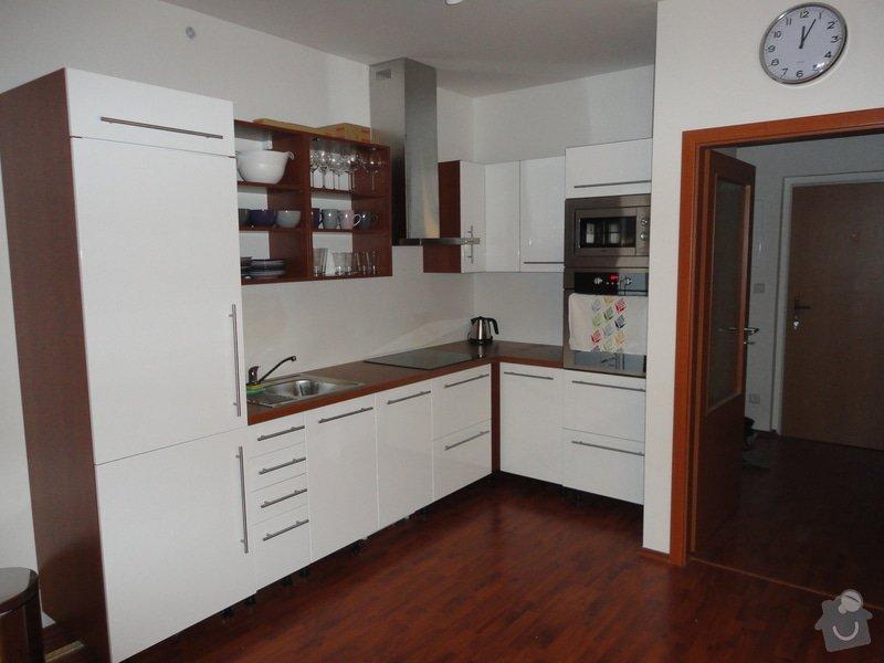 Výroba kuchyně: DSC02401