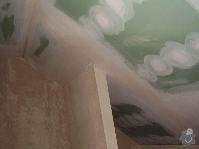 Sádrokartonové práce a zateplení: P4050004