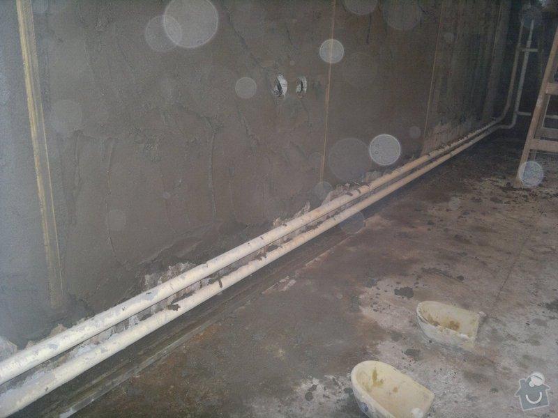 Vyrovnávací omítky,sádrové stěrky,malba,plovoucí podlaha,koberec,voskování podlah: 10022012737