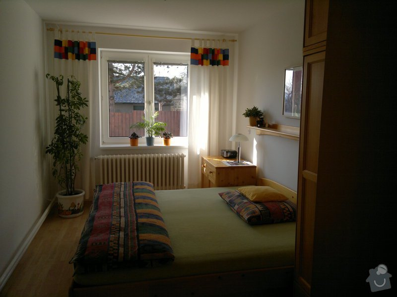 Vyrovnávací omítky,sádrové stěrky,malba,plovoucí podlaha,koberec,voskování podlah: 07032012814