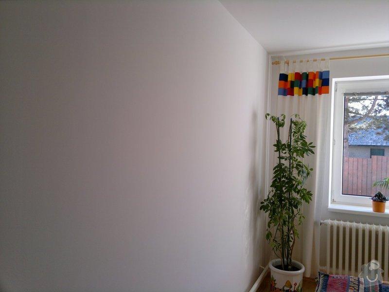 Vyrovnávací omítky,sádrové stěrky,malba,plovoucí podlaha,koberec,voskování podlah: 07032012816