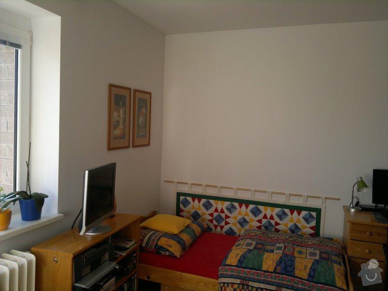 Vyrovnávací omítky,sádrové stěrky,malba,plovoucí podlaha,koberec,voskování podlah: 07032012817