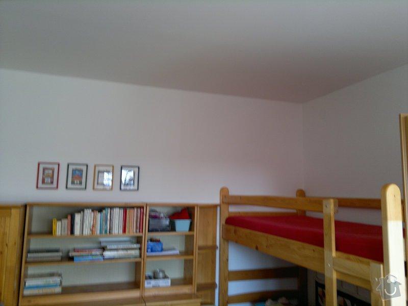 Vyrovnávací omítky,sádrové stěrky,malba,plovoucí podlaha,koberec,voskování podlah: 07032012818
