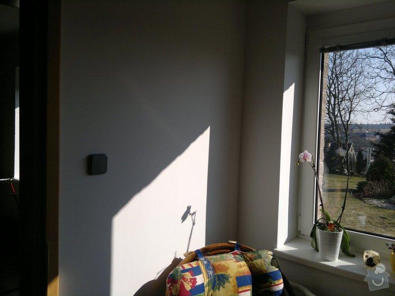 Vyrovnávací omítky,sádrové stěrky,malba,plovoucí podlaha,koberec,voskování podlah: 07032012819