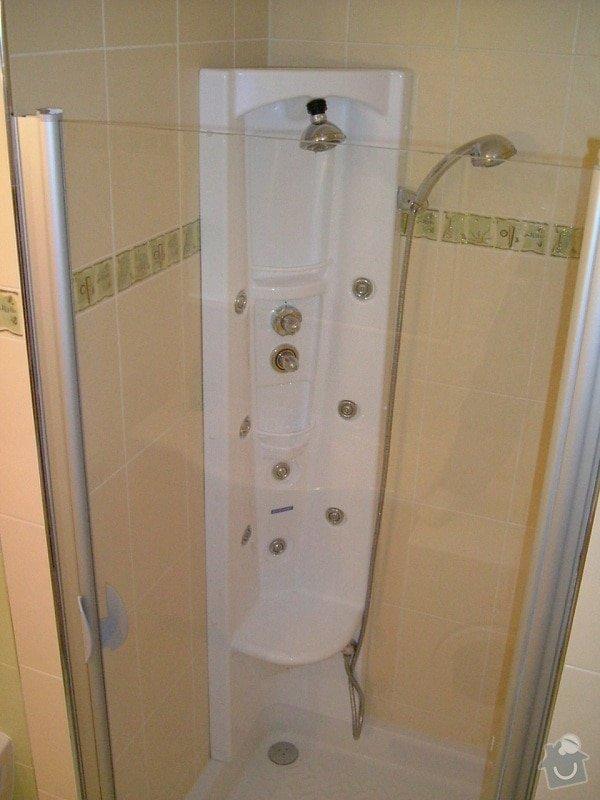 Rekonstrukce koupelny ve starší zástavbě: 56-06
