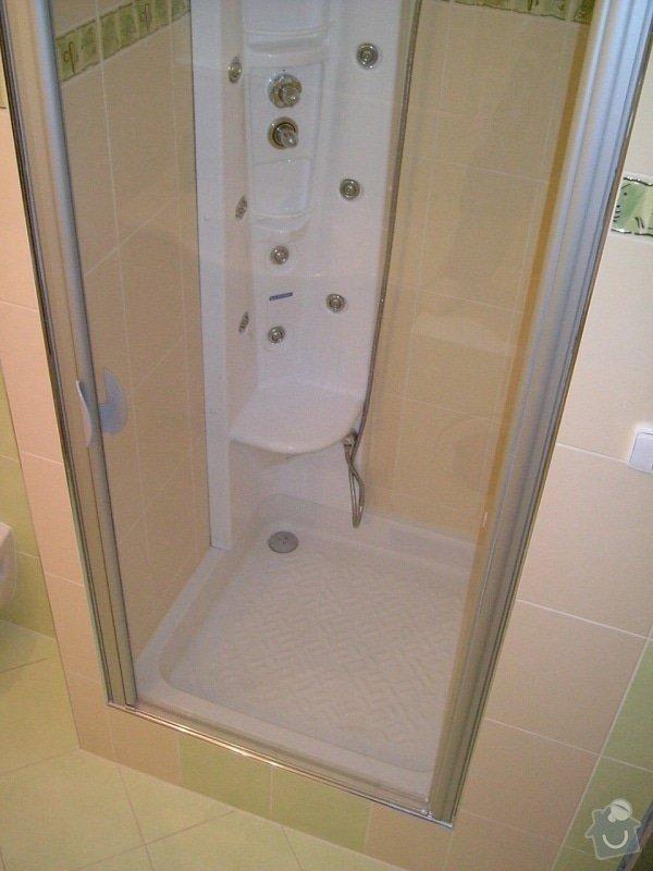Rekonstrukce koupelny ve starší zástavbě: 56-07