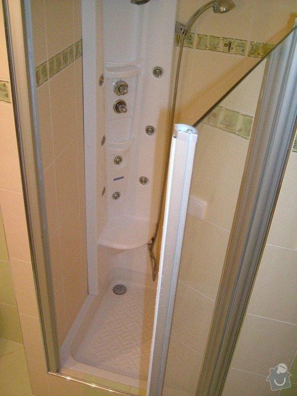 Rekonstrukce koupelny ve starší zástavbě: 56-08