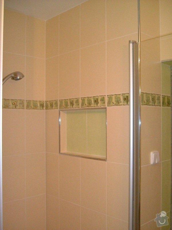 Rekonstrukce koupelny ve starší zástavbě: 56-09