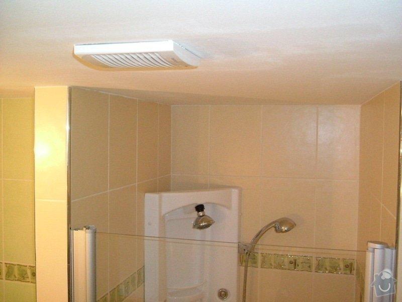 Rekonstrukce koupelny ve starší zástavbě: 56-10