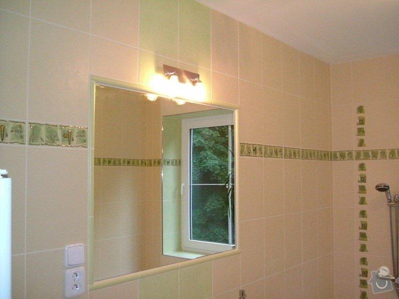 Rekonstrukce koupelny ve starší zástavbě: 56-14