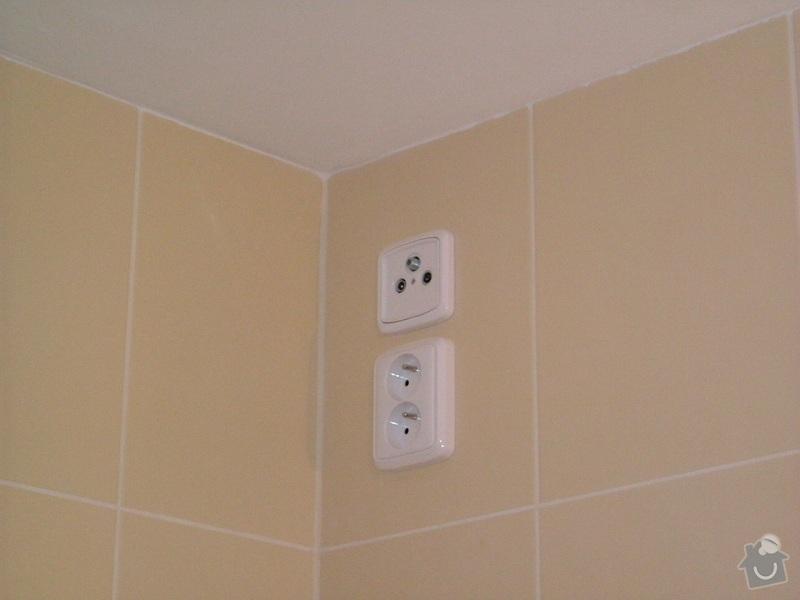 Rekonstrukce koupelny ve starší zástavbě: 56-16