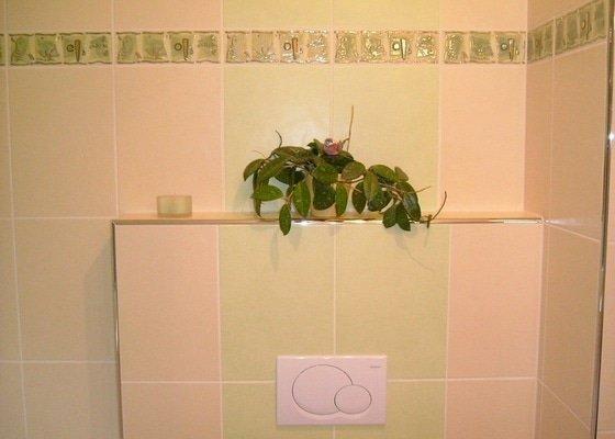 Rekonstrukce koupelny ve starší zástavbě