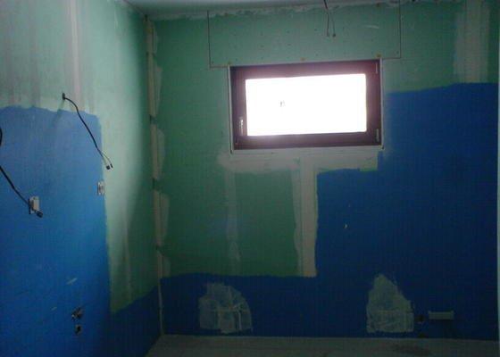 Kompletní nový interiér v novostavbě RD