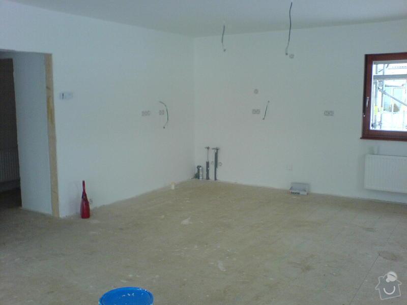Kompletní nový interiér v novostavbě RD: Snimek_027