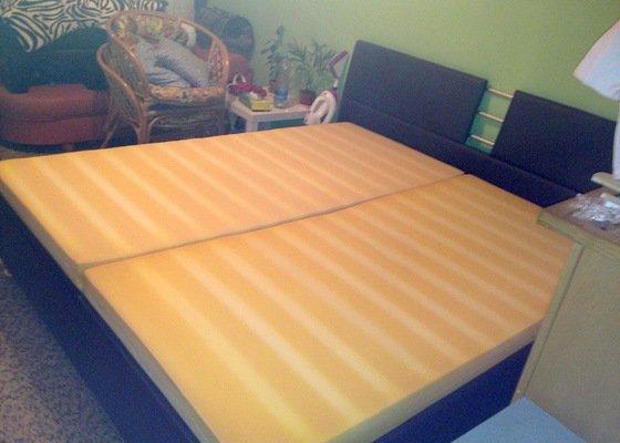 Čištění matrací + odstranění pachů