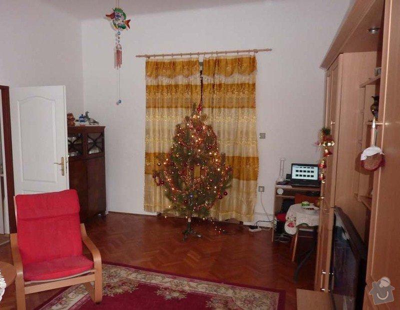Výroba posuvných dveří do interiéru obývacího pokoje: P1040585