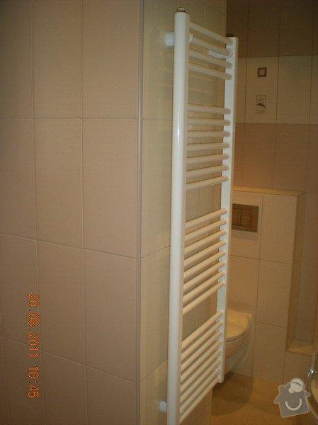 Přestavba bytového jádra,změna dispozice kuchyně: 141-08