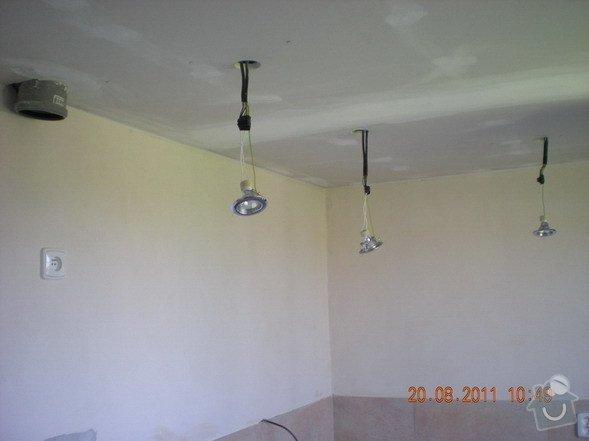 Přestavba bytového jádra,změna dispozice kuchyně: 141-15