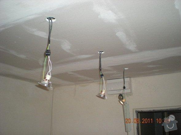 Přestavba bytového jádra,změna dispozice kuchyně: 141-16