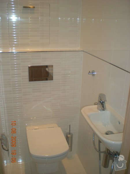 Kompletní rekonstrukce bytové jednotky 3+1: 116-15