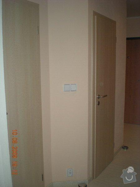 Kompletní rekonstrukce bytové jednotky 3+1: 116-18