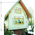 Zatepleni domku systemem novabrik chata
