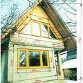 Zatepleni domku systemem novabrik chata 1