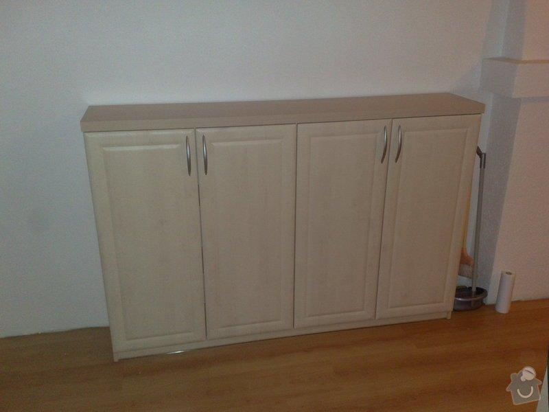 Vestavěná skříň, šikmá vestavěná skříň, škříň, PC stůl, noční stolky a ostatní nábytek: 26112010705