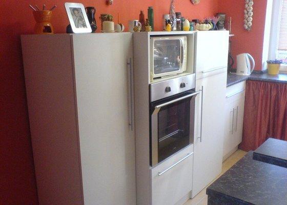 Kuchyňská linka, ložnice