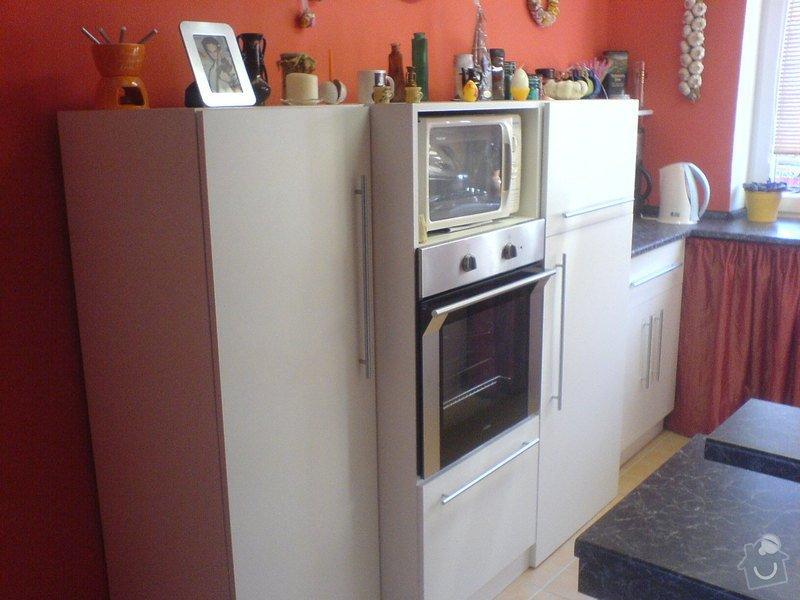 Kuchyňská linka, ložnice: DSC00239