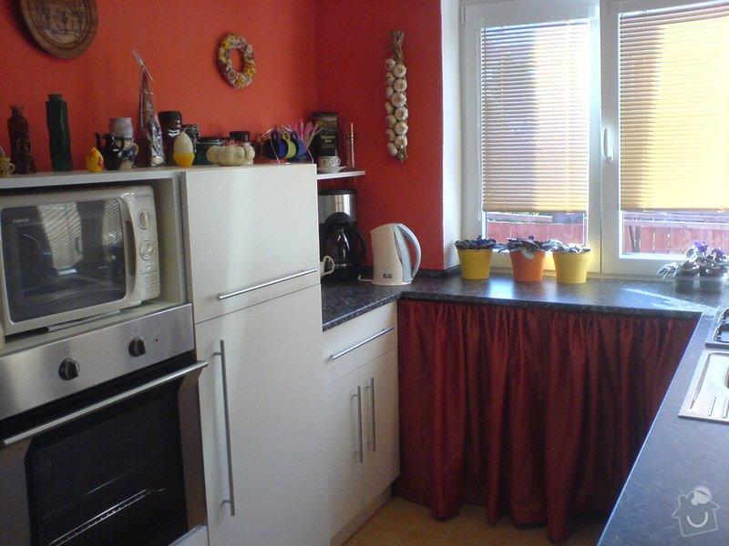 Kuchyňská linka, ložnice: DSC00240